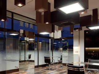 Angelic モダンな商業空間 の 株式会社KAMITOPEN一級建築士事務所 モダン