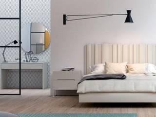 dormitorio de matrimonio: Dormitorios de estilo  de Avant Haus