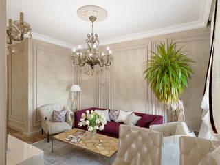 Студия дизайна Натали Хованской Classic style living room