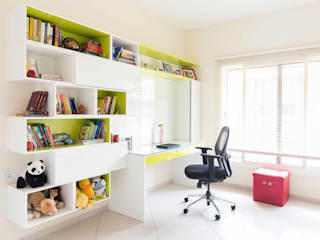 Keerthi residence Modern nursery/kids room by Designasm Studio Modern