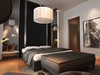 Kamar Tidur Modern Oleh Norm designhaus Modern