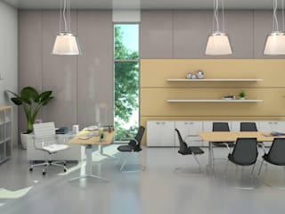 Offices & stores by Gabriela Afonso, Modern