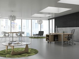 Offices & stores by Gabriela Afonso, Minimalist