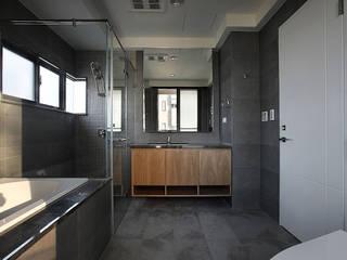 建築與詩小檔:  浴室 by 台中室內設計-築采設計