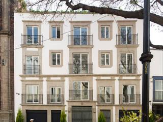 Casas modernas de Boué Arquitectos Moderno