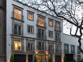 SI31 Casas modernas de Boué Arquitectos Moderno