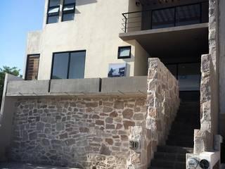 Proyectos Trä: Casas de estilo  por Tra Taller Ruiz arquitectos