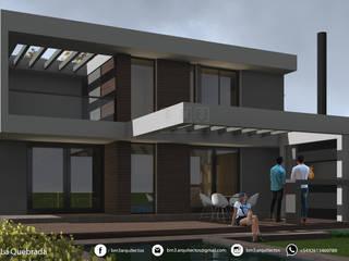 CASA H de BM3 Arquitectura Moderno