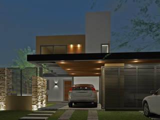REFORMA M de BM3 Arquitectos Moderno