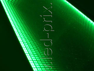 Réaliser un miroir infini avec ruban led RGB par LED-PRIX.fr Moderne