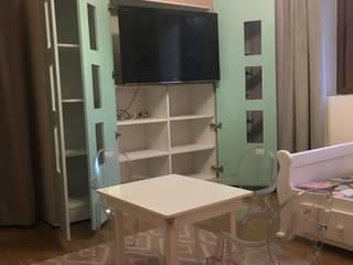 Ambientación de Habitación para Niñas por Kaa Interior: Dormitorios de niñas de estilo  por Kaa Interior | Arquitectura de Interior | Santiago,