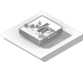 빌라 사보아(Villa Savoye) BIM강의 커리큘럼 by ArkBox Architects