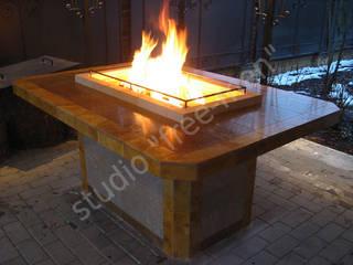 Мангал-стол от Studio Free-men Классический