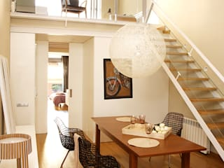 Modern dining room by CREAPROJECTS. Interior design. Modern