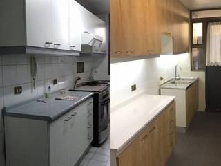 Renovación de area de equipos de cocina:  de estilo  por Tu Obra Maestra