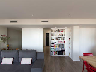 Modern living room by CREAPROJECTS. Interior design. Modern