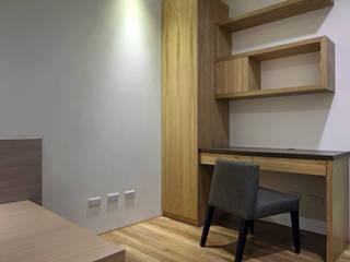 de 台中室內設計-築采設計 Moderno