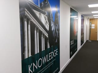 CISI Digitally Printed Wall Murals:   by Wallboss Ltd