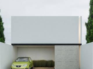 Ki-Wi Minimalist house