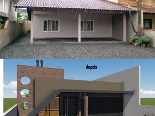 por H. Kohn Arquitetura + Design