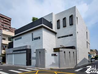 轉角的祕境:  房子 by Zendo 深度空間設計,