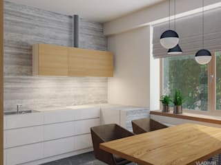 La casa degli angeli: Кухни в . Автор – Laboratorio Creativo di Vladimir Lamfadel