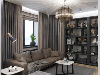Гостиная: Гостиная в . Автор – VB-Design