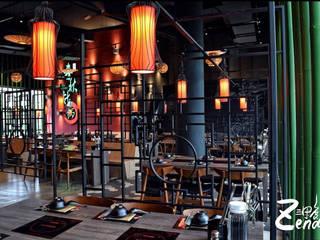 春秋戰鍋︱馬來西亞:  餐廳 by Zendo 深度空間設計,