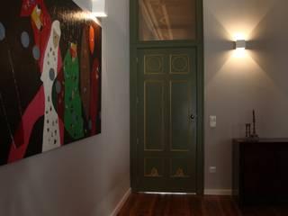 Casa de Campo Lindo: Salas de estar  por SUCRRE atelier