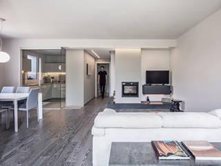 interior 2T Soggiorno moderno di km 429 architettura Moderno