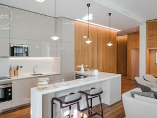 Built-in kitchens by FABRI,