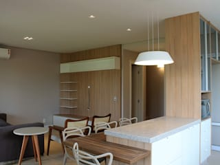 by Patricia Bonadia Arquitetura Interiores e Feng Shui Modern