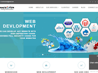 Digital Agency India, SEO Company Delhi, Web Development Service by Annexorien Technology Private Limited