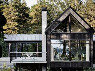Proche de la nature. Skandinavische Häuser von Ecologic City Garden - Paul Marie Creation Skandinavisch
