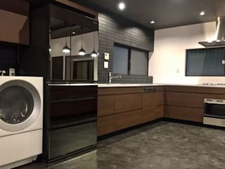 Kitchen by 一級建築士事務所 Coo Planning, Modern