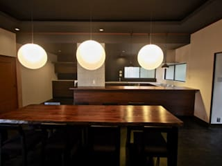 Dining room by 一級建築士事務所 Coo Planning, Modern