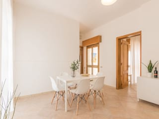 Dining room by Anna Leone Architetto Home Stager,