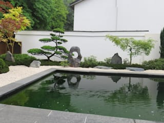 Kokeniwa Japanische Gartengestaltung Jardines asiáticos