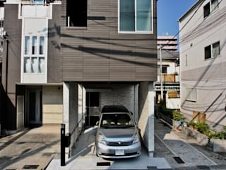 Houses by 一級建築士事務所 Coo Planning, Minimalist