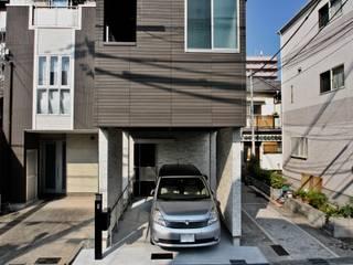 住吉の住宅 / 大阪市 既存建替え 木造2階建て住宅: 一級建築士事務所 Coo Planningが手掛けた家です。,