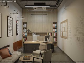 OF1632 Industrial Factory & Office/ Bel Decor bởi Bel Decor