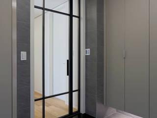 Inside doors by Design Mind Mirae