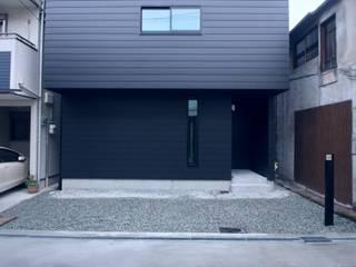 三国の住宅 / 大阪市淀川区 木造3階建て住宅: 一級建築士事務所 Coo Planningが手掛けた家です。,