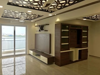 Koratur Project Modern living room by Alcyone Interiors Modern