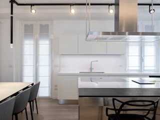 Built-in kitchens by Patrizia Burato Architetto
