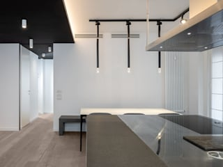 Modern dining room by Patrizia Burato Architetto Modern