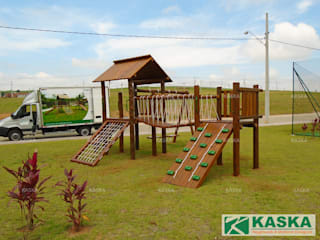 Kaska Playgrounds HouseholdAccessories & decoration Kayu Wood effect