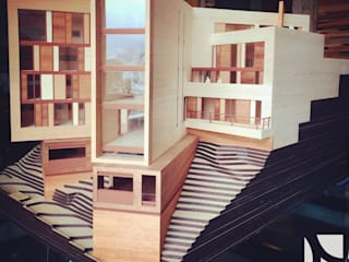 XY Luxury Apartments Villalba Palau Arquitectos