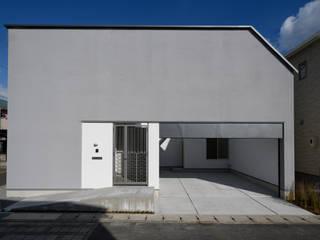 I♥bb: 風景のある家.LLCが手掛けた一戸建て住宅です。