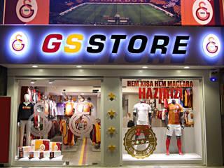 Etit Mimarlık Tasarım & Uygulama – Gs Store - Adapazarı / SAKARYA:  tarz
